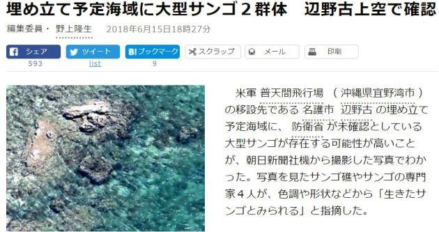 朝日サンゴ